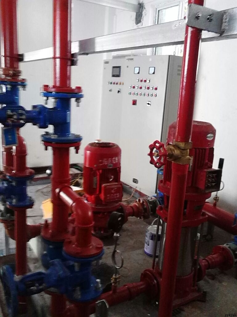 消防水泵泄压阀安装图分享展示